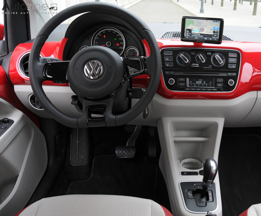 Volkswagen Up! Interieur