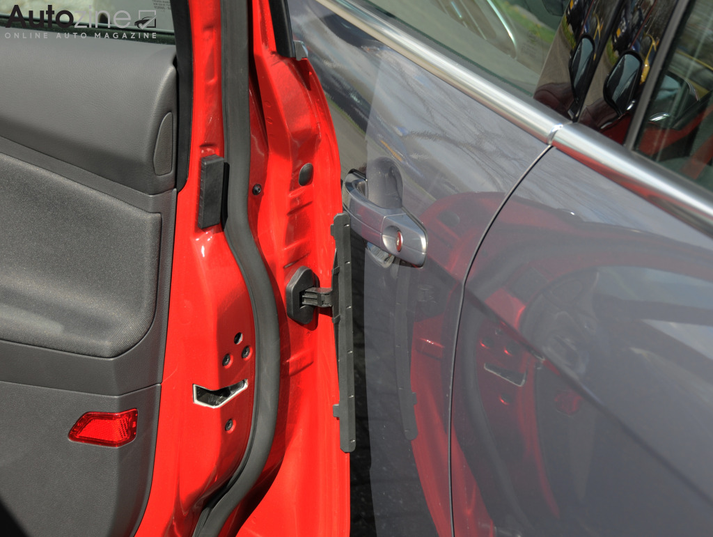 Ford Focus Wagon Door Edge Protector