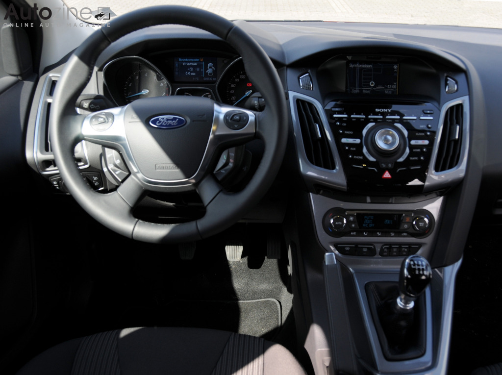 Ford Focus Wagon Interieur
