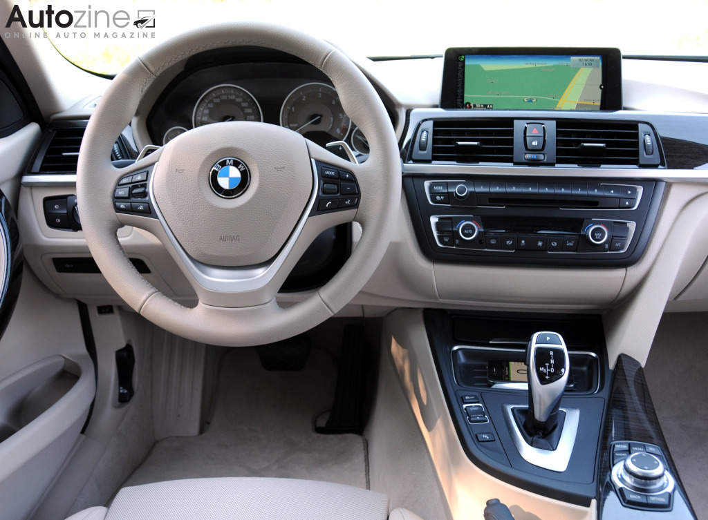BMW 3-Serie Touring Interieur
