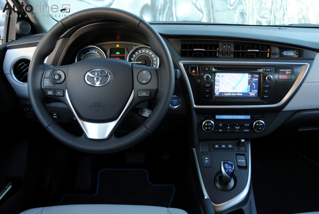 Toyota Auris Interieur