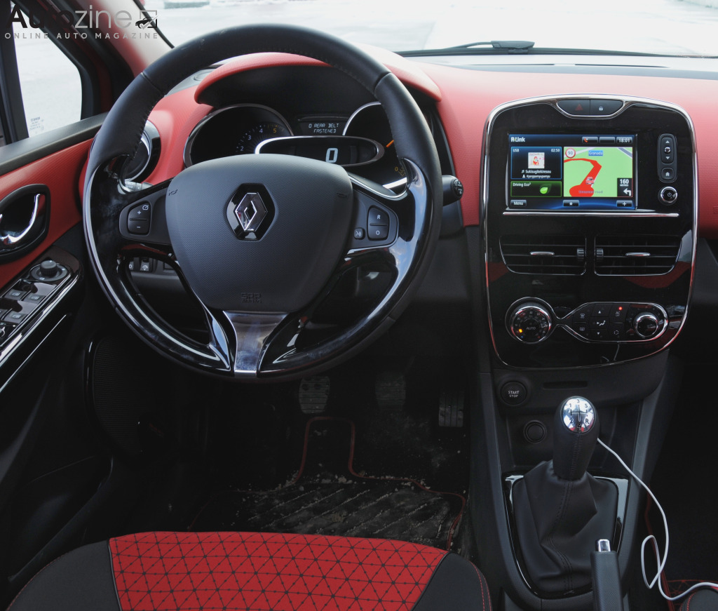 Renault Clio Estate Interieur