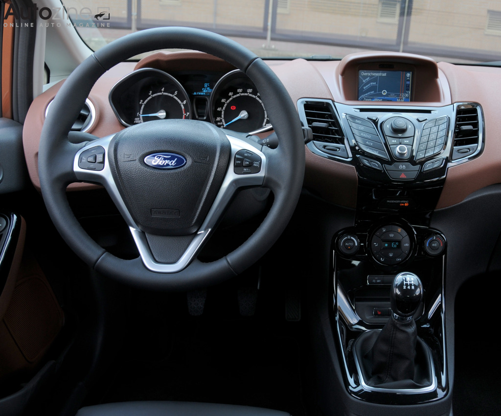 Autozine Foto S Ford Fiesta 2008 2017 7 8