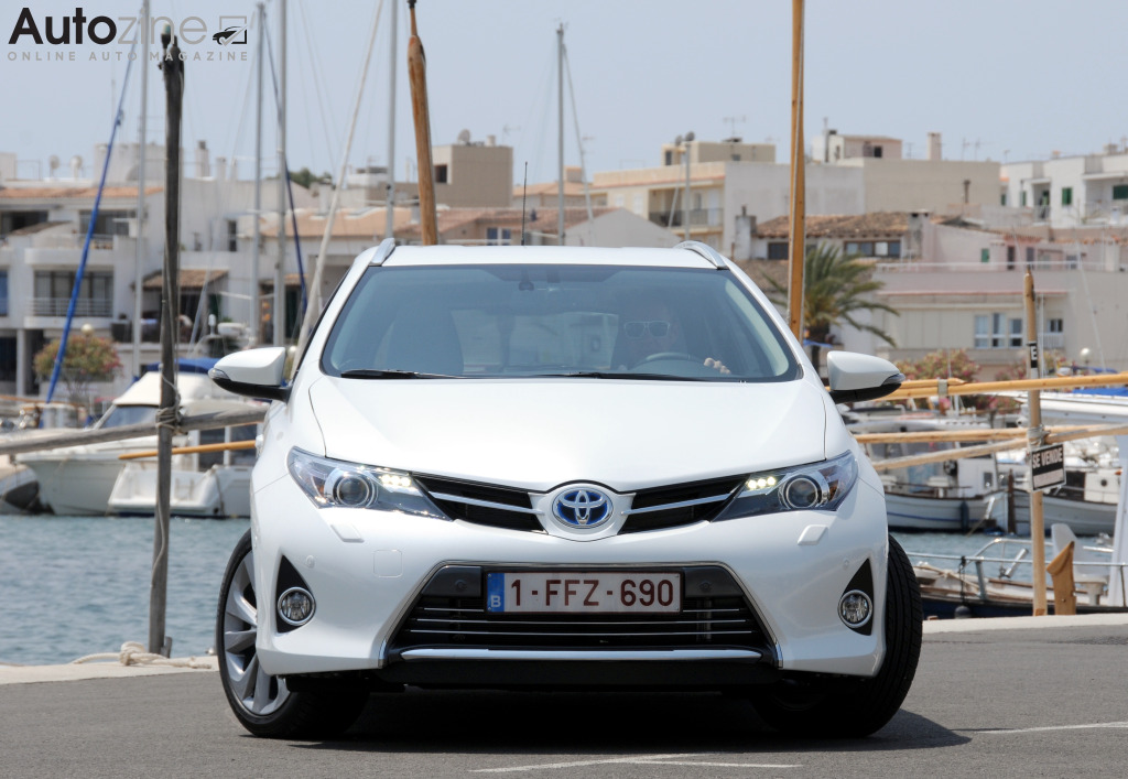 Toyota Auris Touring Sports Recht voor