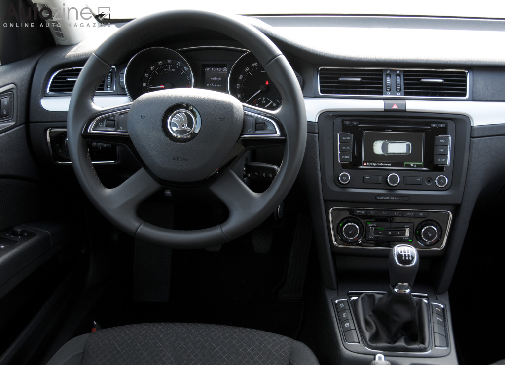 Skoda Superb Combi (2009 - 2015) Interieur