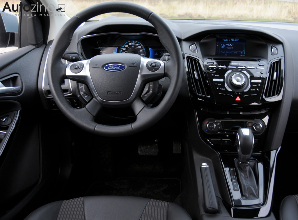 Ford Focus Electric Interieur