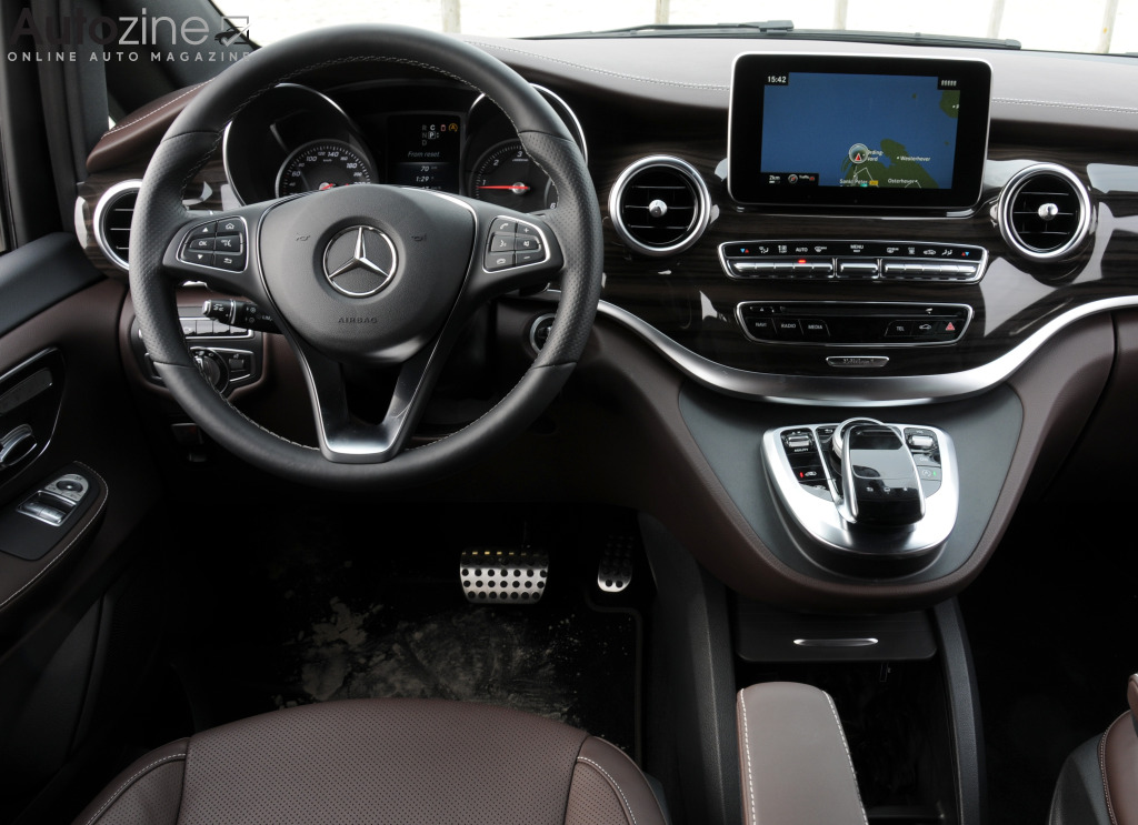 Mercedes-Benz V-Klasse Interieur