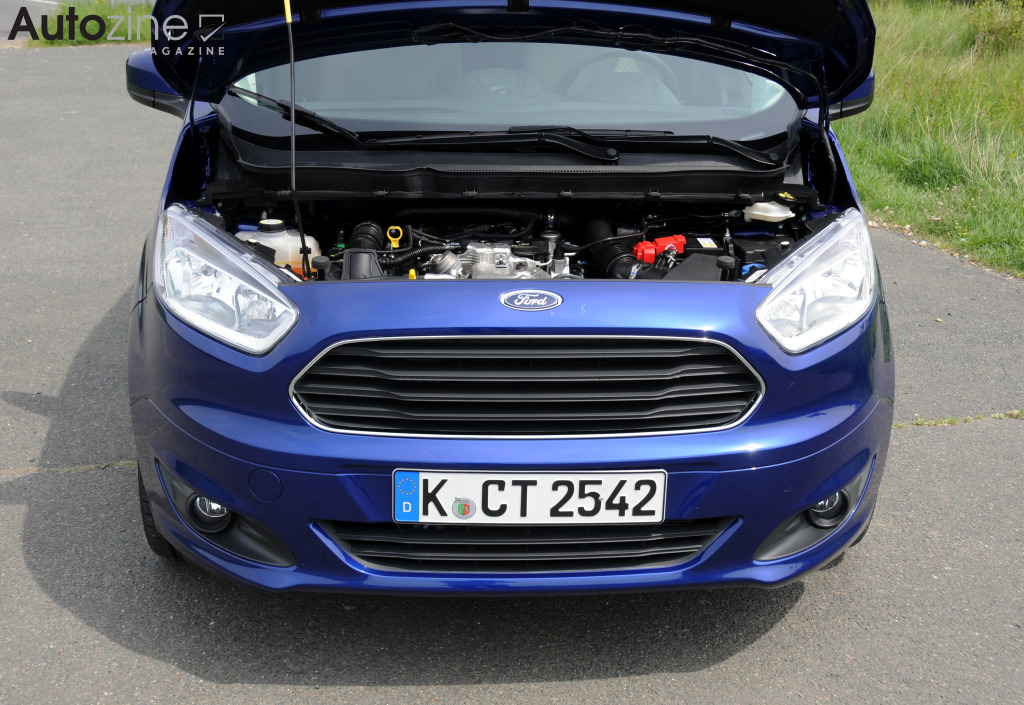 Ford Tourneo Courier Motor