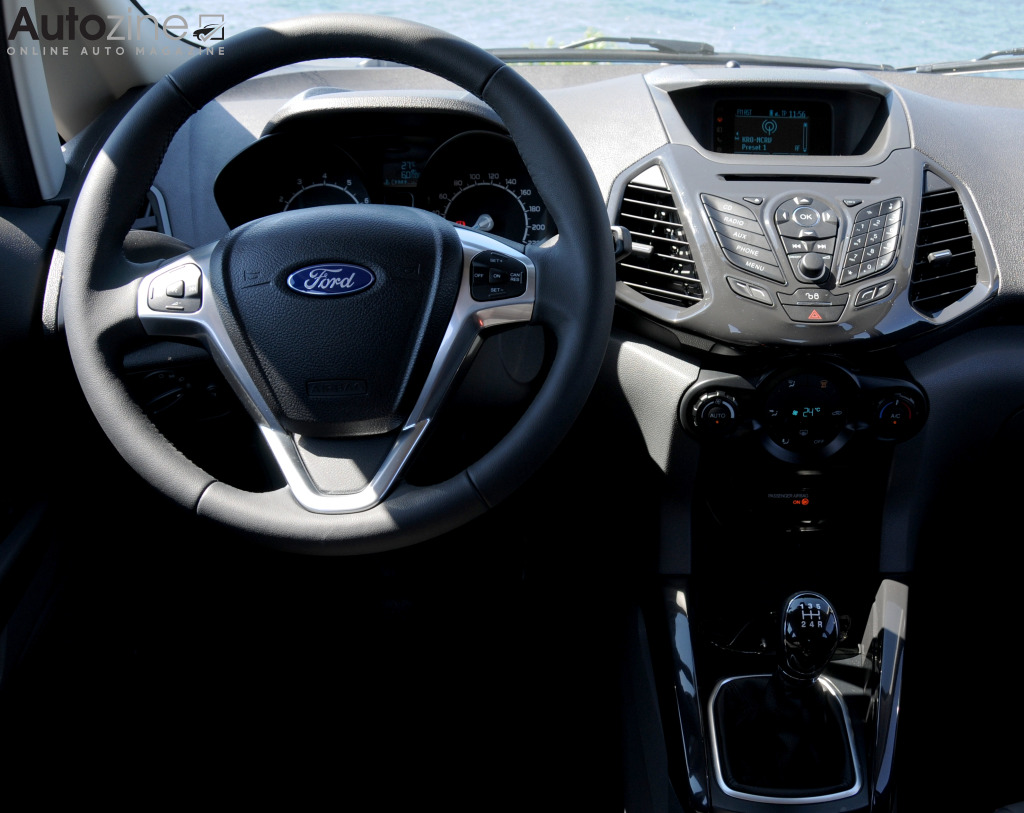Ford EcoSport Interieur
