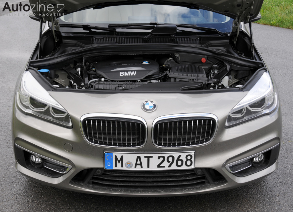 BMW 2-Serie Active Tourer Motor