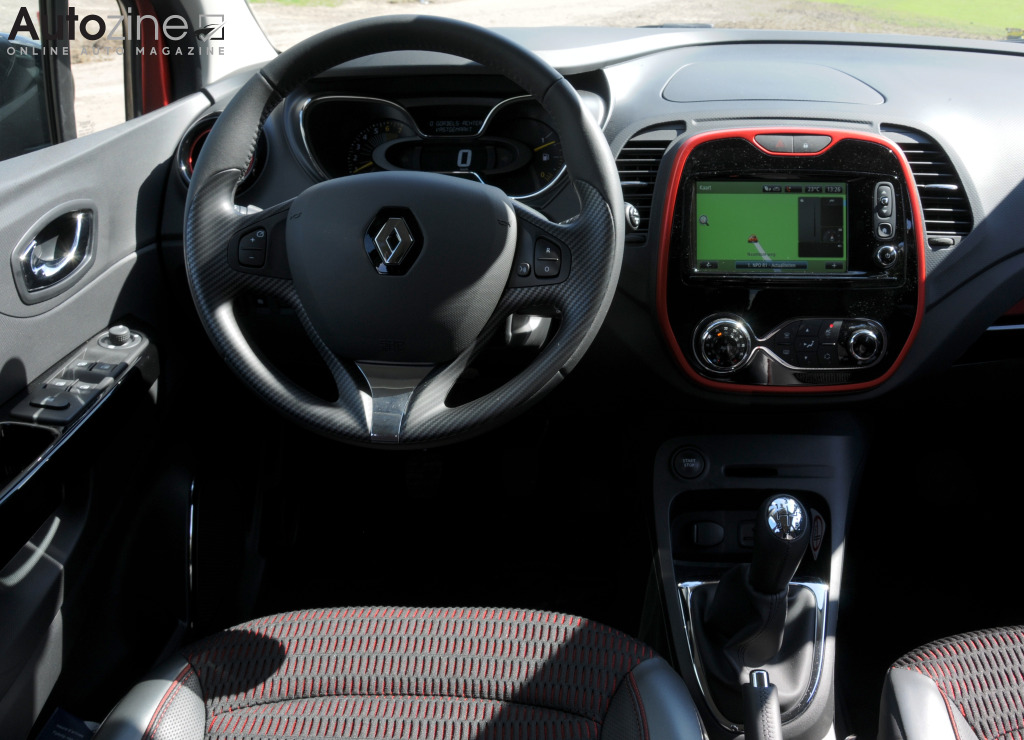 autozine foto 39 s renault captur 9 10. Black Bedroom Furniture Sets. Home Design Ideas