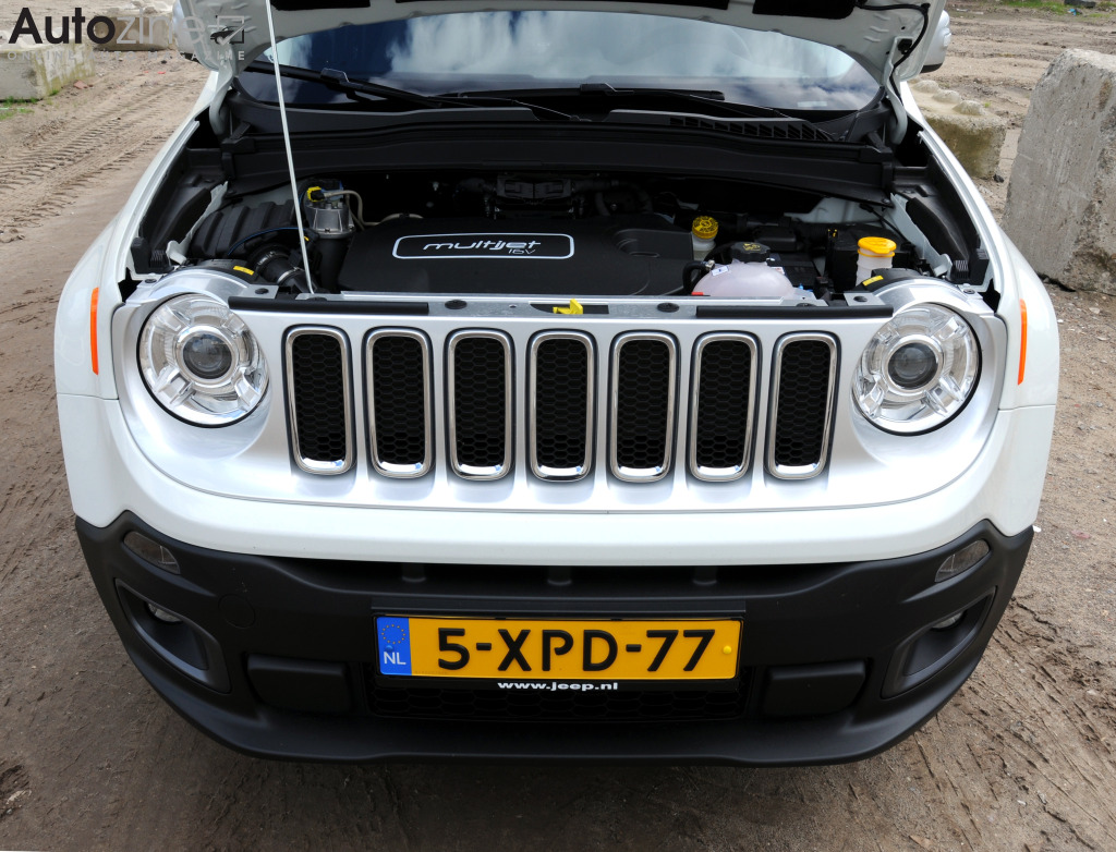 Jeep Renegade Motor