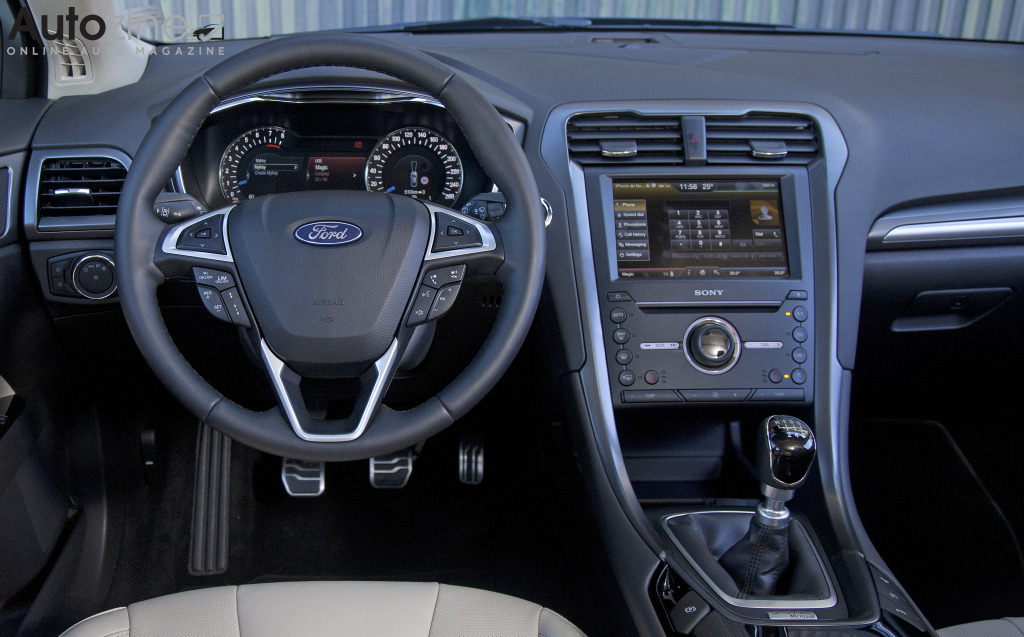 Ford Mondeo Wagon Interieur