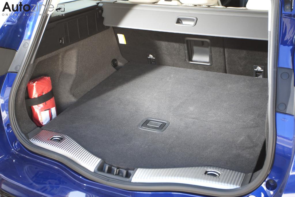 Autozine Foto S Ford Mondeo Wagon 7 11