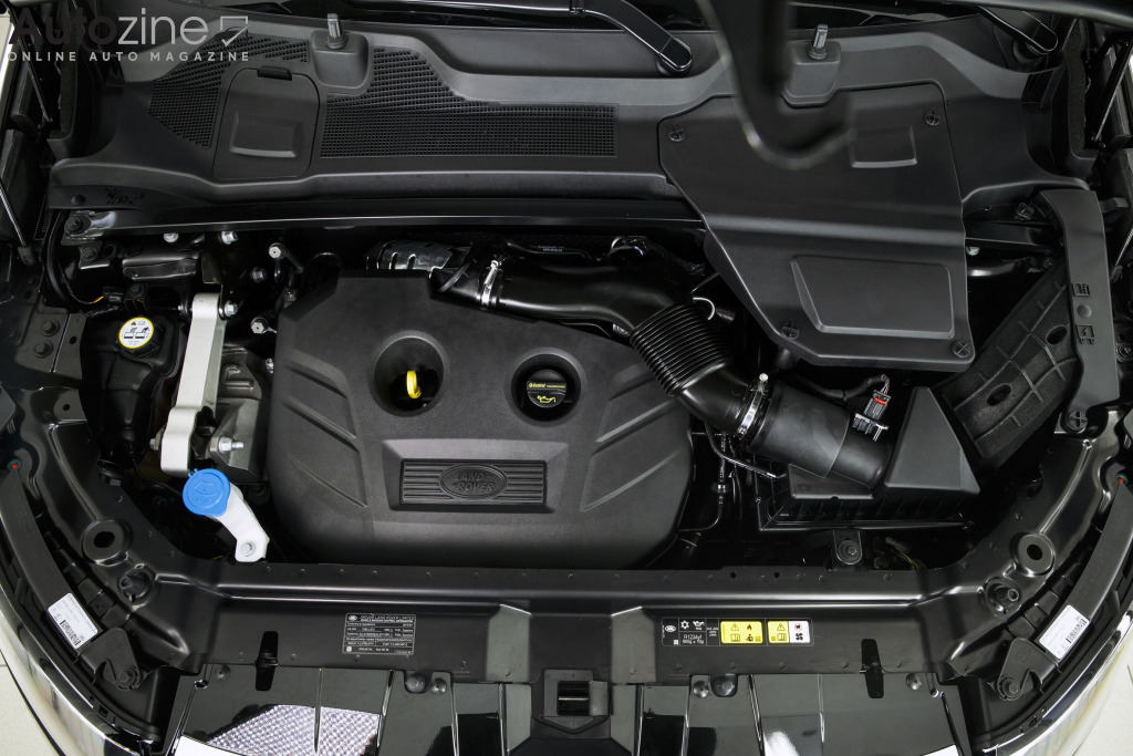 Land Rover Discovery Sport Motor