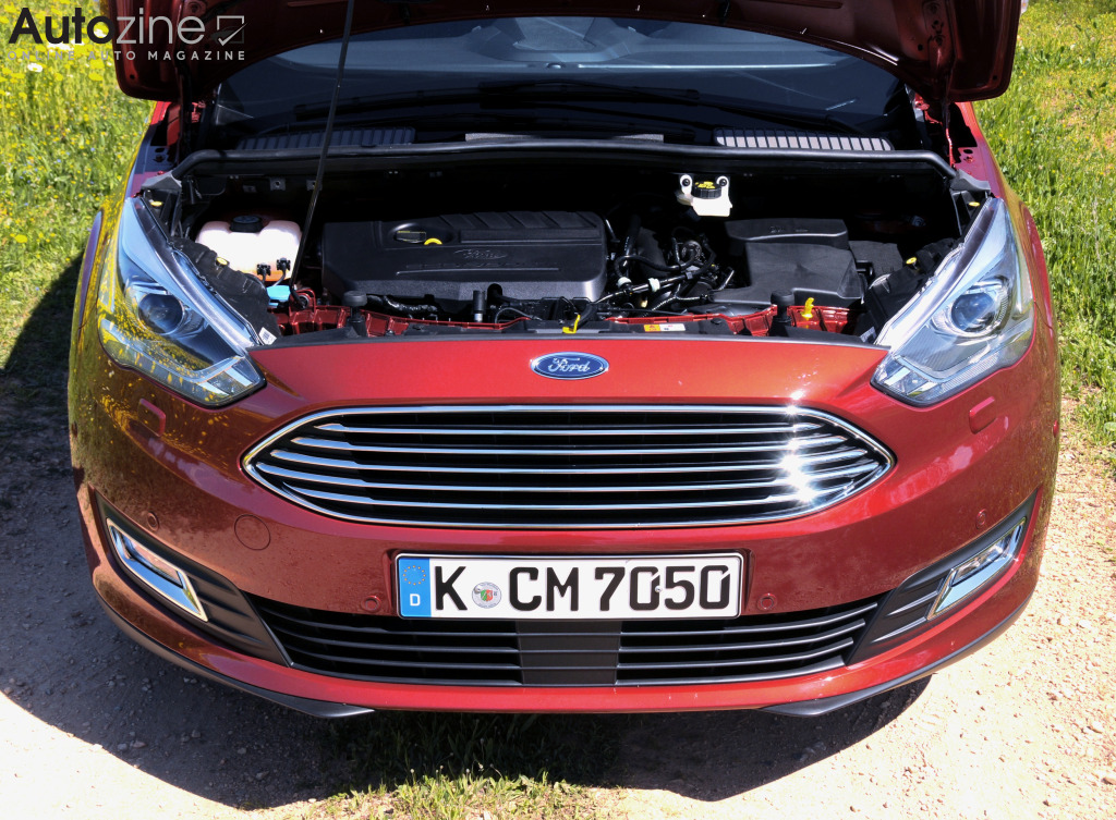 Ford C-Max Motor