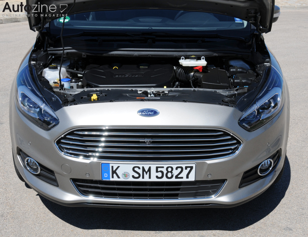 Ford S-MAX Motor