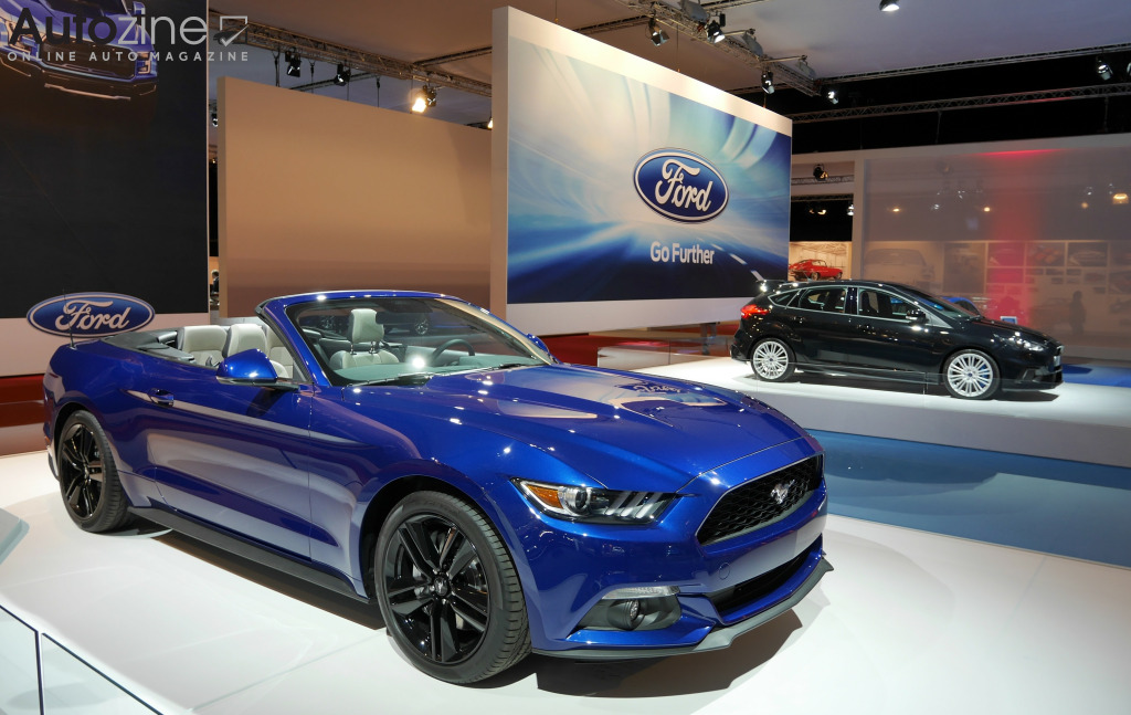 Ford Mustang / Focus