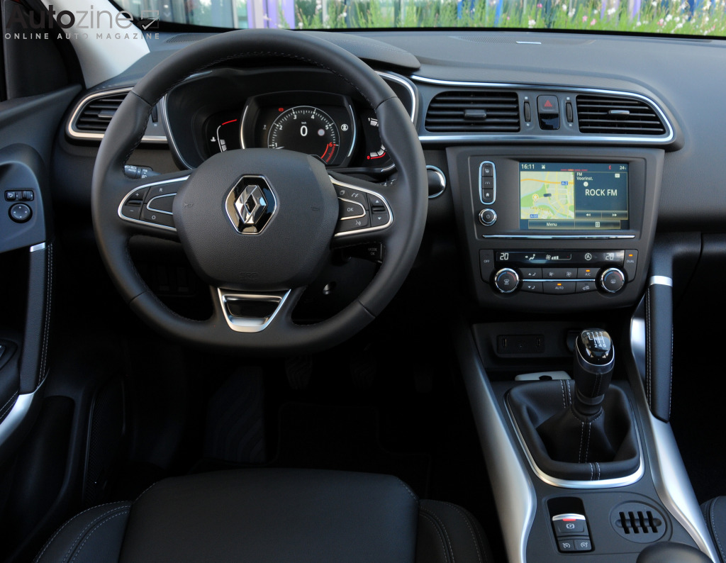 Autozine Foto S Renault Kadjar 9 12