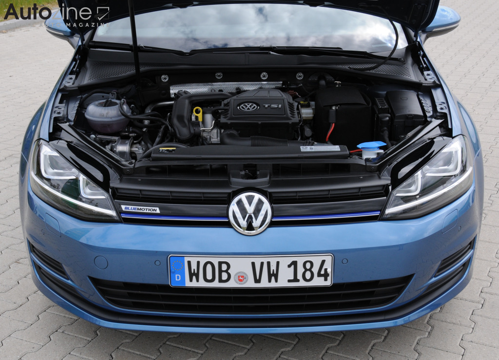 Volkswagen Golf 1.0 BlueMotion Motor
