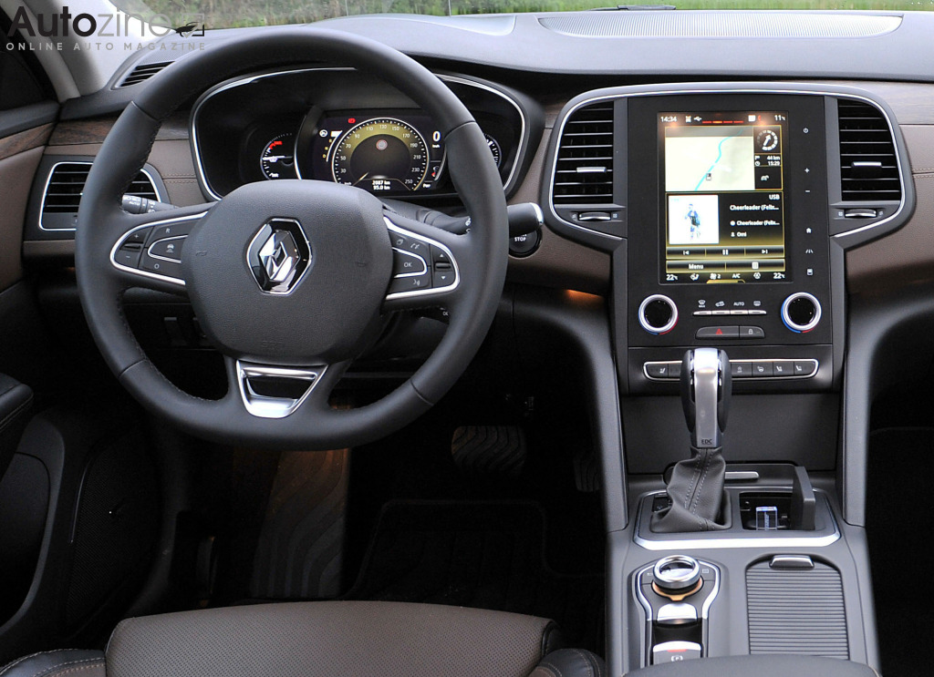 autozine foto 39 s renault talisman 11 12. Black Bedroom Furniture Sets. Home Design Ideas