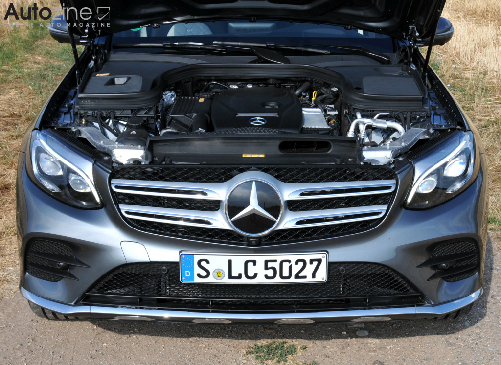 Mercedes-Benz GLC Motor