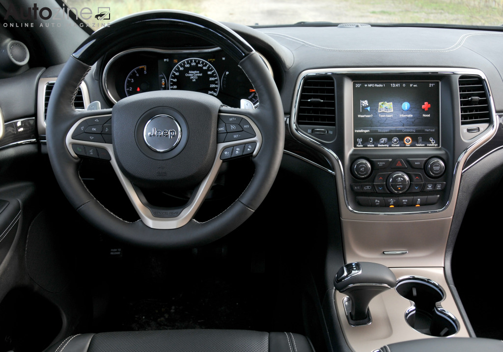 Jeep Grand Cherokee Interieur