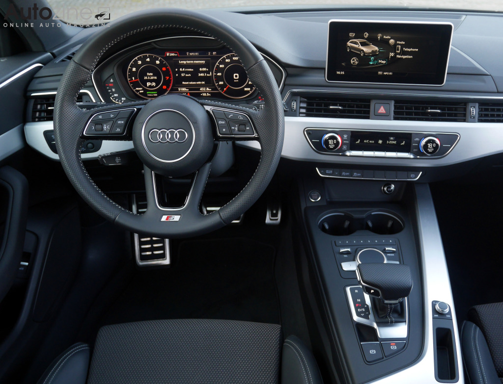autozine foto 39 s audi a4 avant 8 9. Black Bedroom Furniture Sets. Home Design Ideas