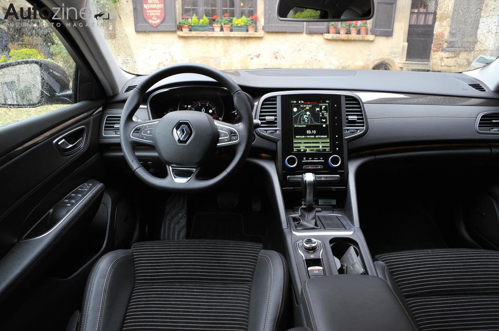 Autozine Foto S Renault Talisman Estate 7 8