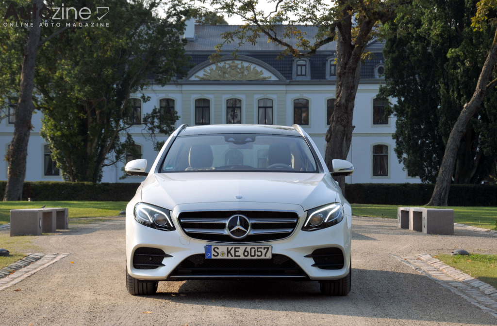 Mercedes-Benz E-Klasse Estate Recht voor