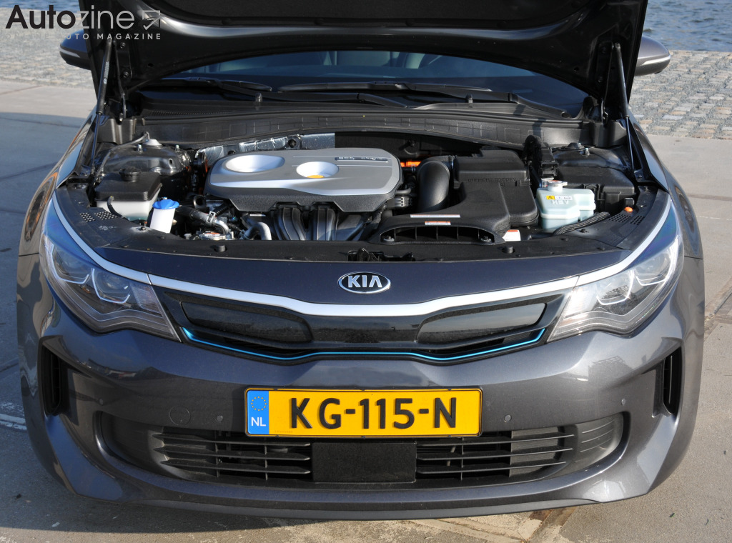 Kia Optima PHEV Motor