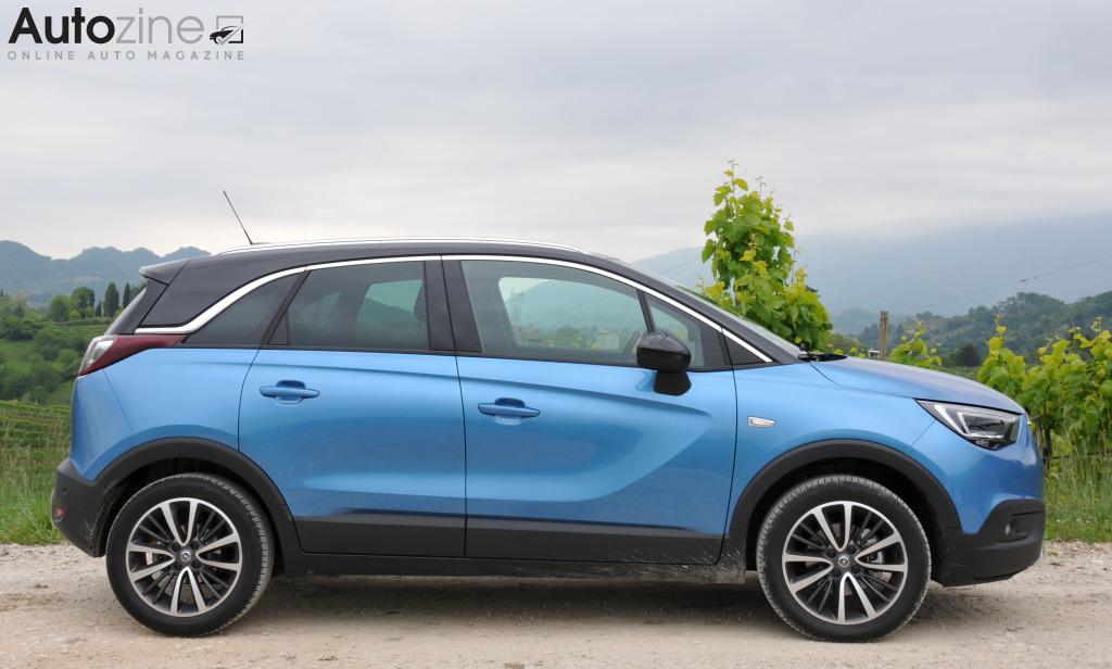 Autozine Foto S Opel Crossland X 2 11