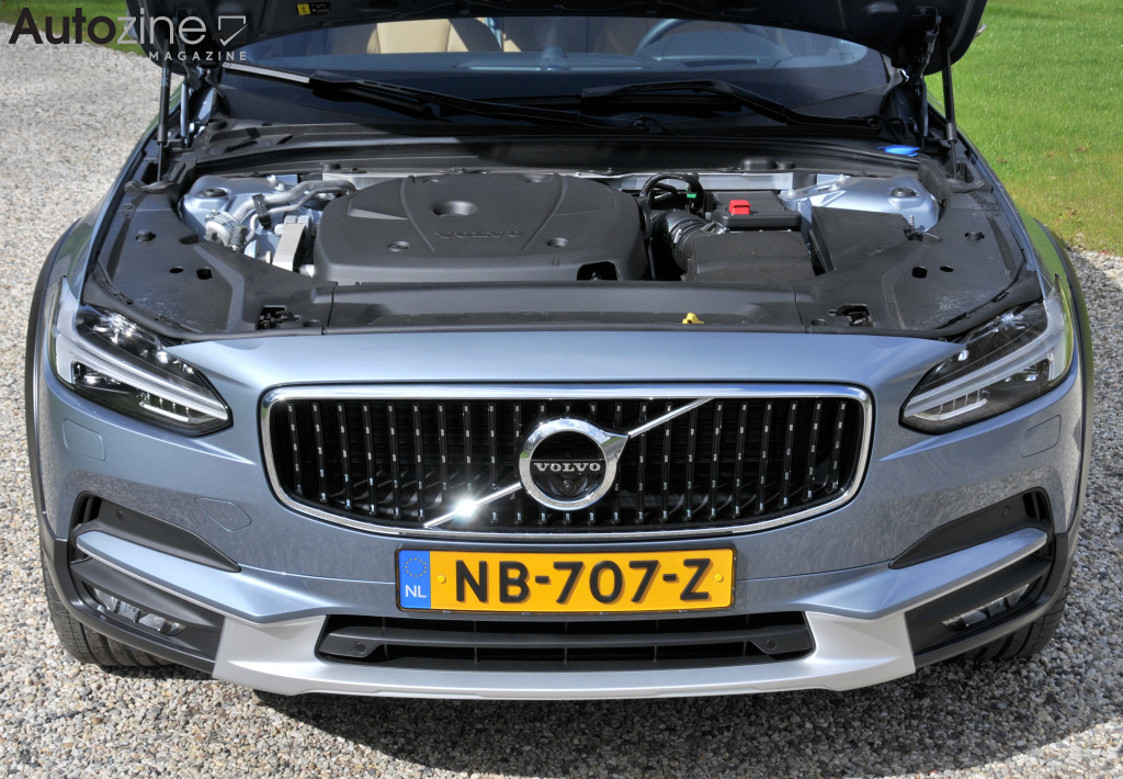 Volvo V90 Cross Country Motor