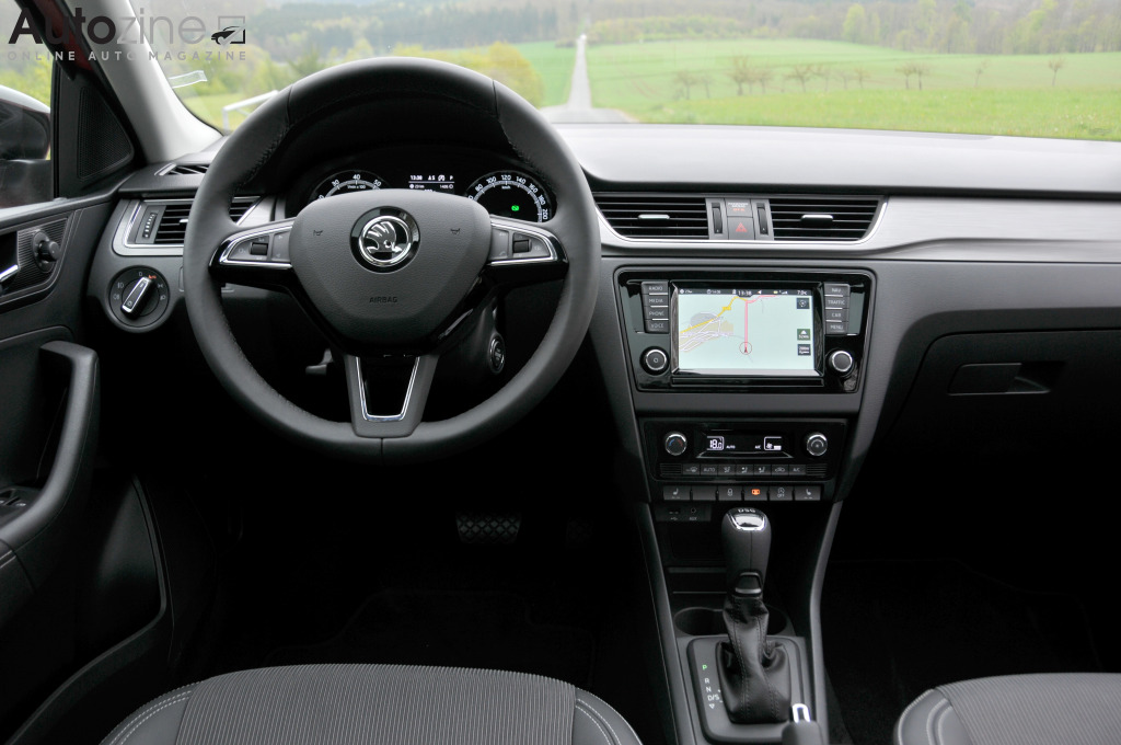 Emejing Skoda Rapid Spaceback Interieur Contemporary - Huis ...