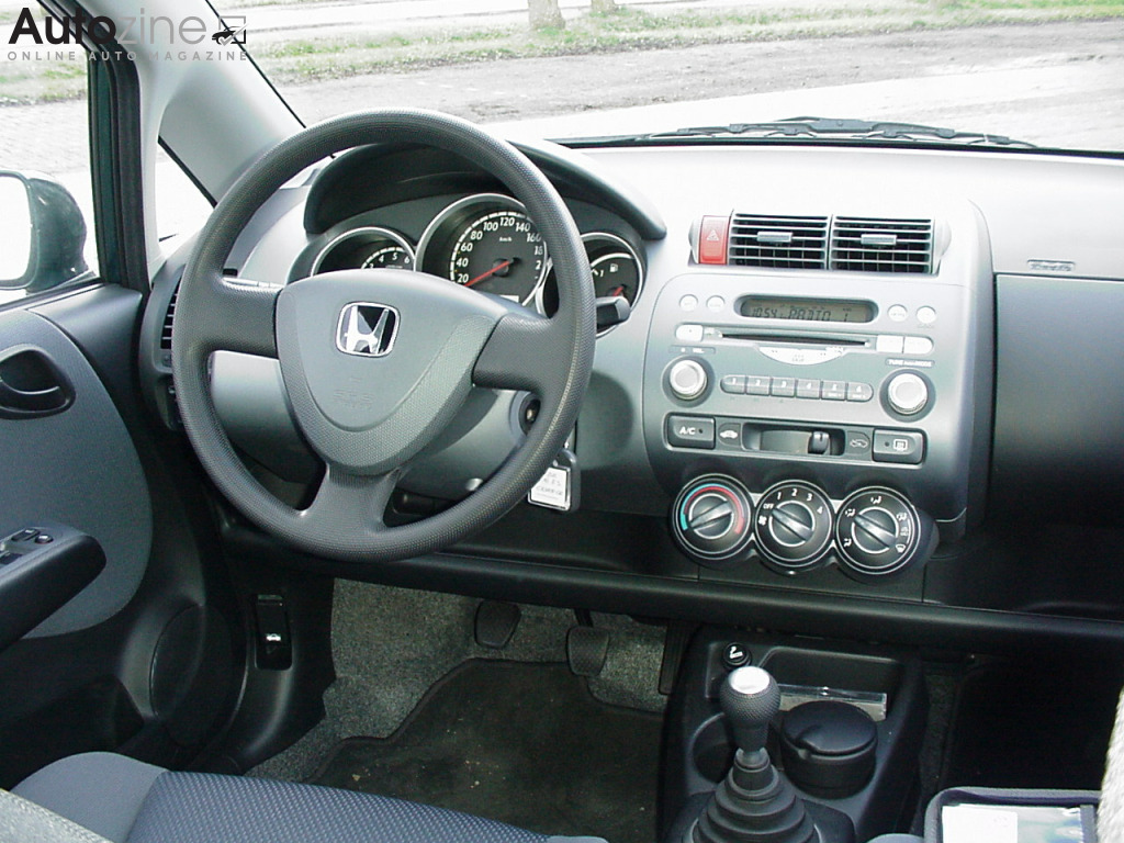 Honda Jazz (2001 - 2008) Interieur