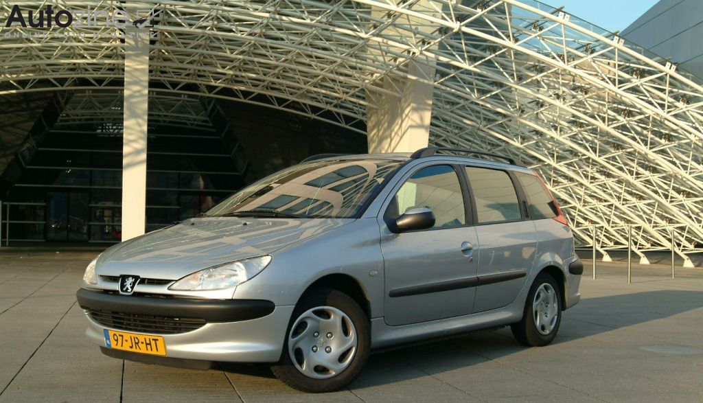 Autozine Autotest Peugeot 206 Sw