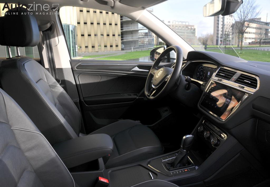 autozine foto 39 s volkswagen tiguan allspace 7 11. Black Bedroom Furniture Sets. Home Design Ideas