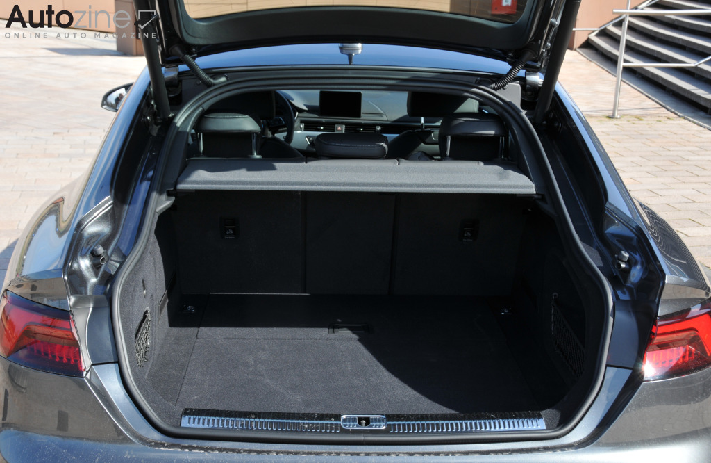 Autozine Foto S Audi A5 Sportback 8 10