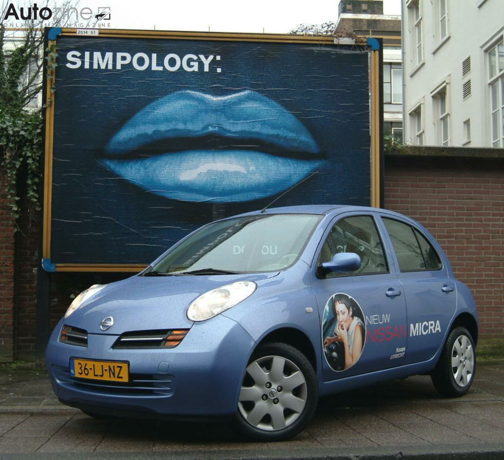 Nissan Micra (2003 - 2010) Simpology