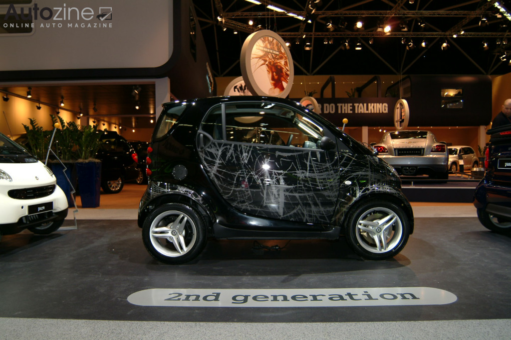 Smart City Coupe 2nd generation