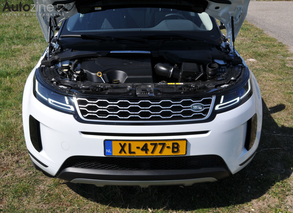 Land Rover Evoque Motor