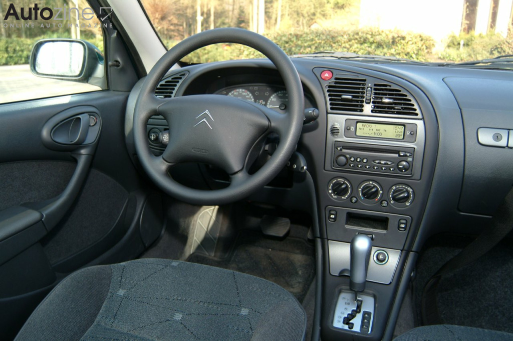 Citroen Xsara Break Interieur