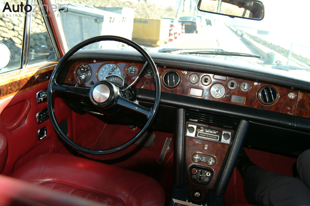 Rolls Royce Silver Shadow Interieur