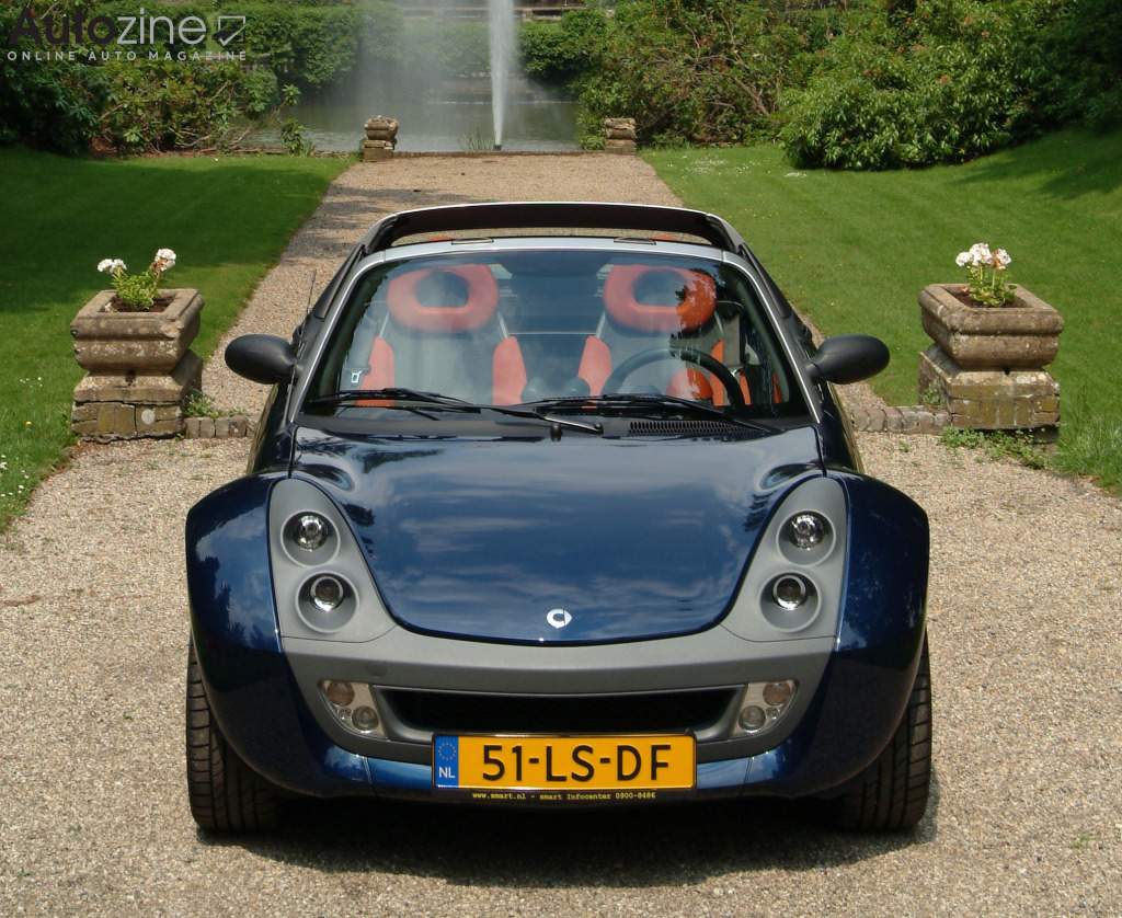 Smart Roadster Recht voor