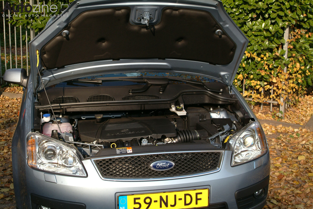 Ford C-MAX (2003 - 2010) Motor