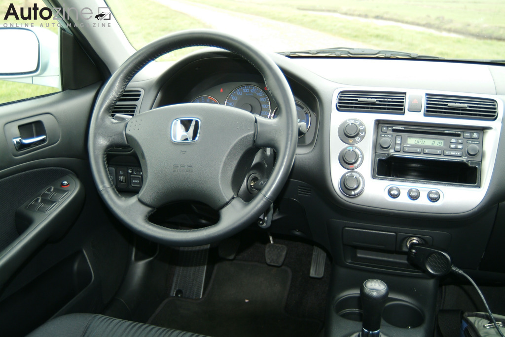 Honda Civic IMA Interieur