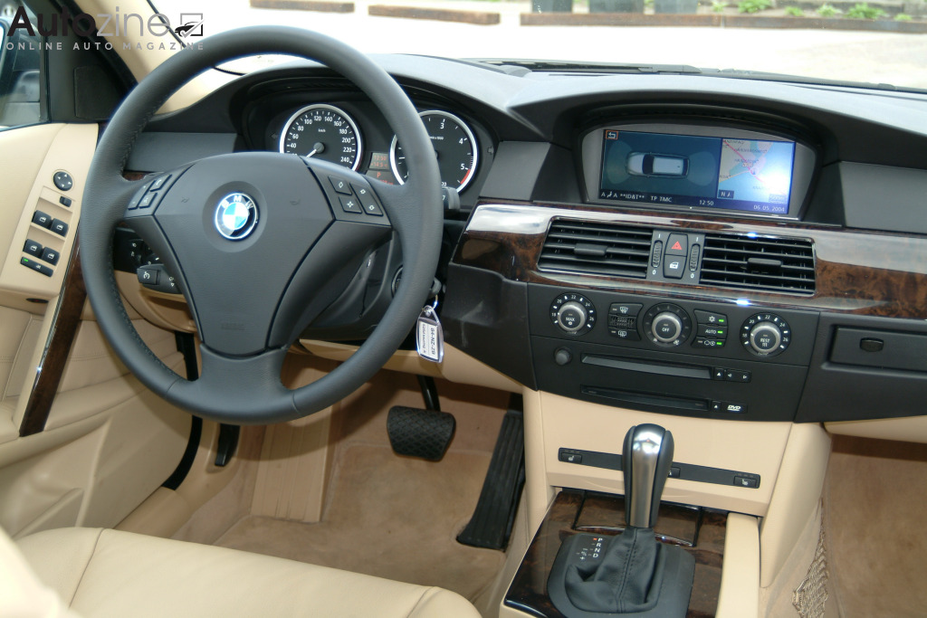BMW 5-Serie Touring (2004 - 2010) Interieur