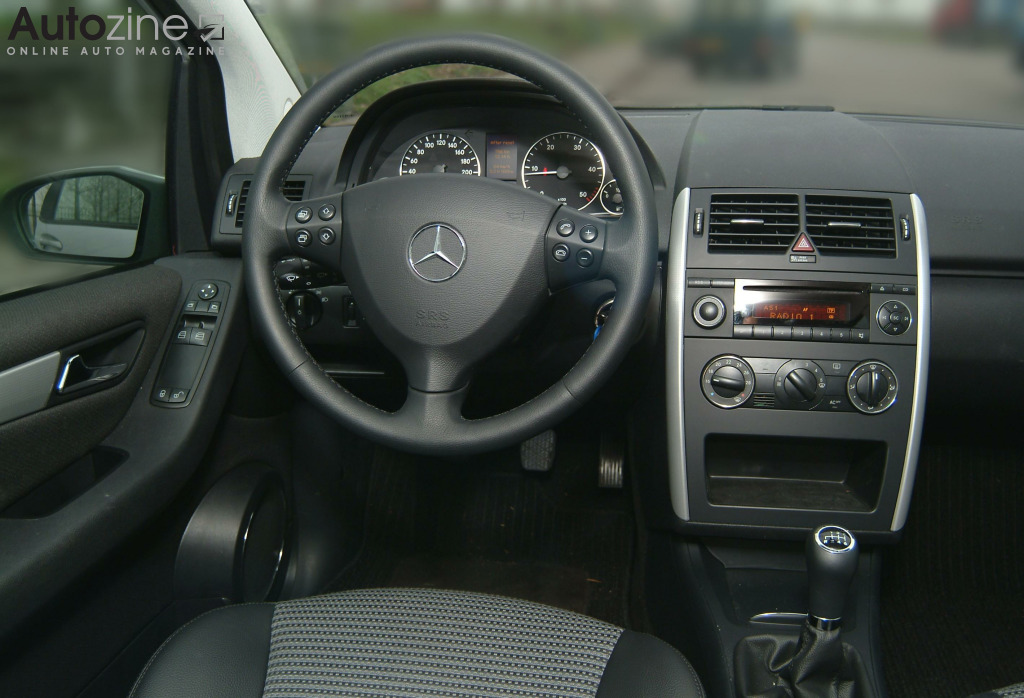 Mercedes-Benz A-Klasse (2004 - 2012) Interieur