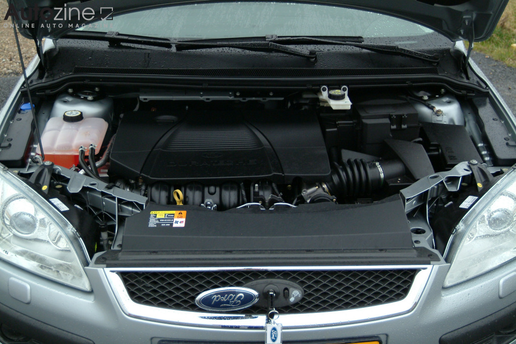 Ford Focus (2005 - 2011) Motor