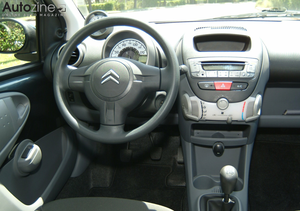 Citroen C1 (2005 - 2014) Interieur